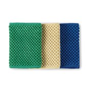 Counter Cloths - Navy, Green, Gold